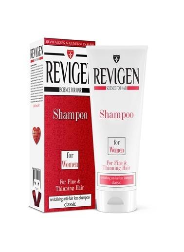 Revigen REVIGEN Revitalising Anti-Hairloss Classic Shampoo For Women 300 ml - Saç Dökülmesi (Bayan) Renksiz
